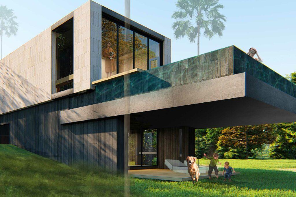 โมเดิร์นพูลวิลล่า Villas Phuket